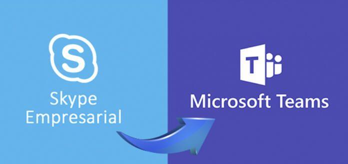 Skype Empresarial Online - Teams