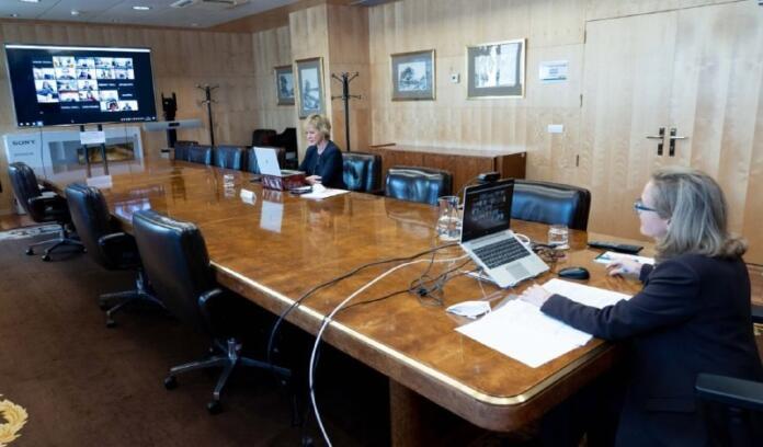 Primera reunión del Hub para el despliegue del Plan Nacional de Competencias Digitales