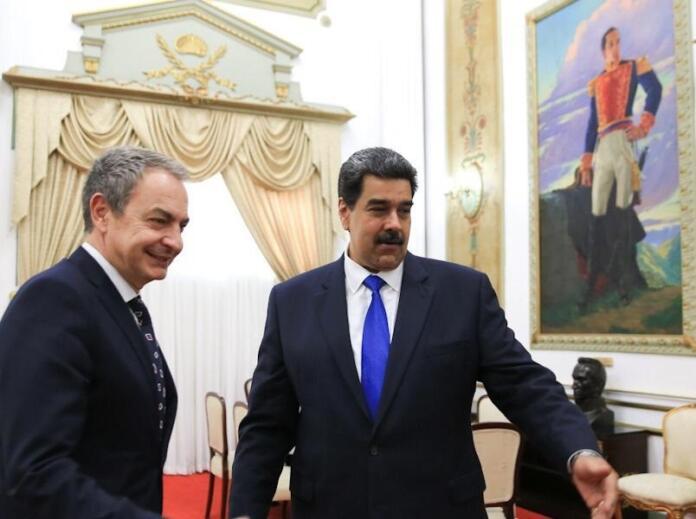 Maduro deja sin luz a la embajada española en Venezuela