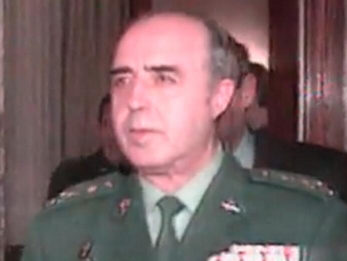 Muere Enrique Rodríguez Galindo, el general más laureado de la Guardia Civil por su lucha contra ETA