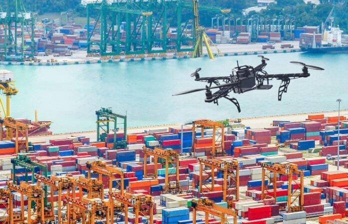 Telefónica vuela alto y lejos con los drones para las soluciones de seguridad