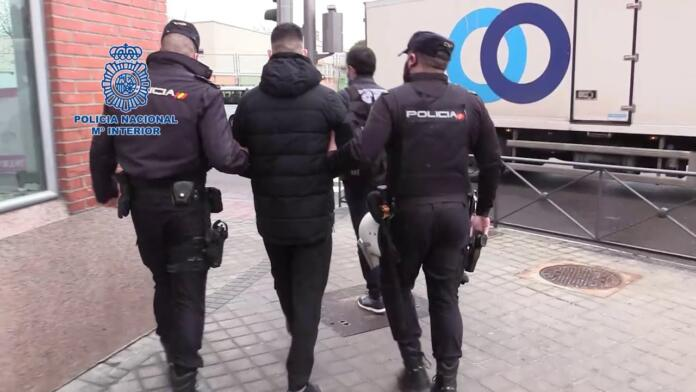 Desarticulado un grupo itinerante especializado en robos con fuerza en oficinas y empresas