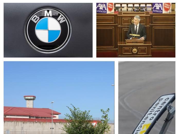 Marlaska y BMW desprecian a los funcionarios de prisiones