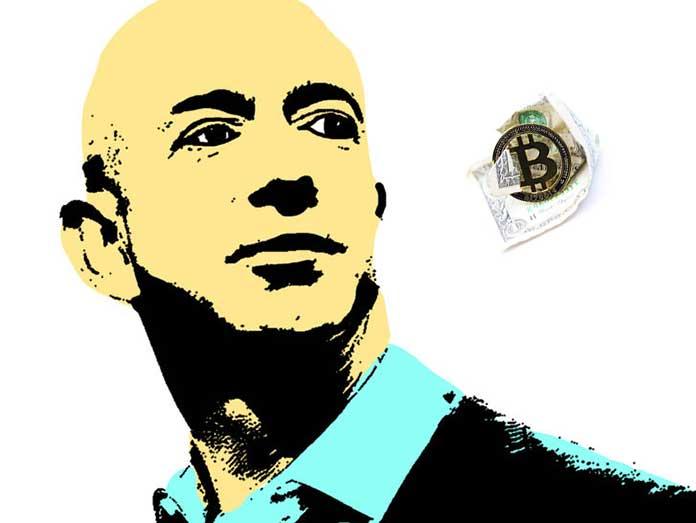 Jeff Bezos, el hombre mas rico del mundo tras la caída del Bitcoin