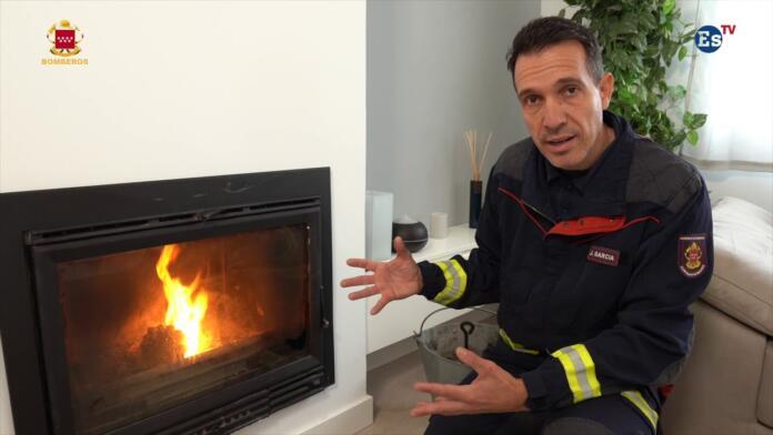 Los principales incendios domésticos comienzan en el salón. Consejos de los Bomberos