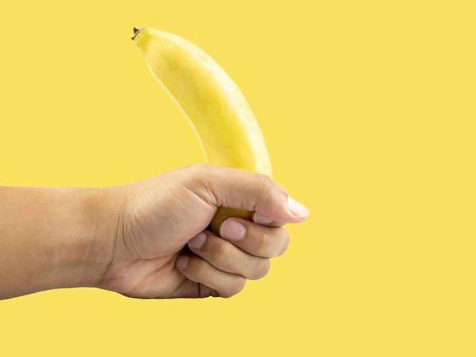 El próximo mando de una Play Station puede ser un plátano o un calabacín