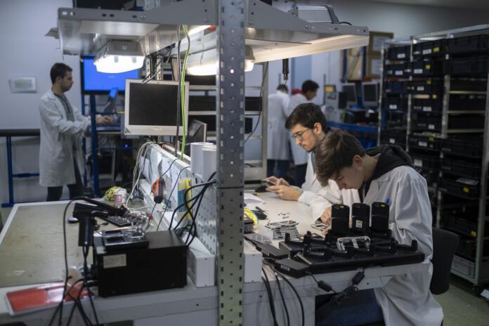 Laboratorio de CyG