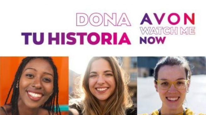 Avon lanza una iniciativa para donar un millón de dólares a causas que apoyan a las mujeres