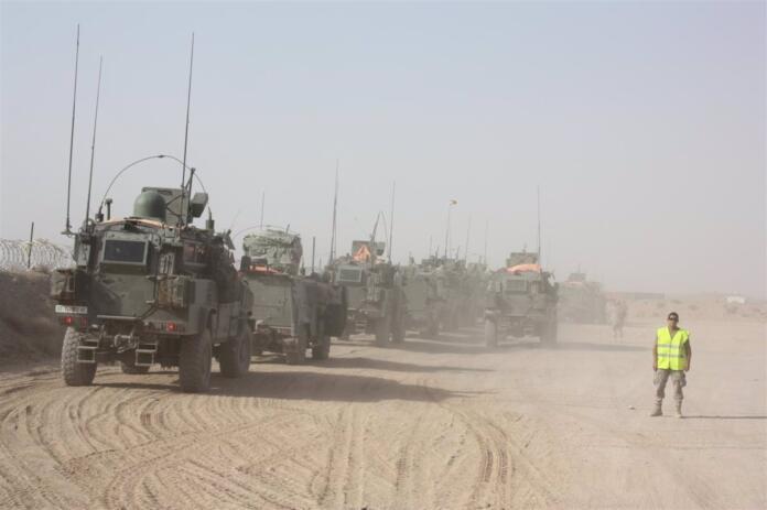 El IEEE avisa del peligro de una rápida retirada de tropas internacionales de Afganistán