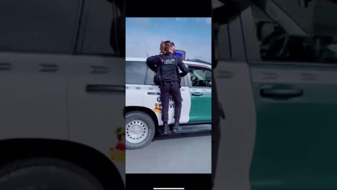 #MuchasMás, la Guardia Civil anima a las tiktokers a ingresar en el Cuerpo