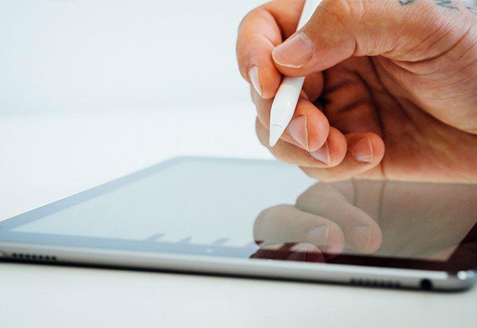 tablet de apple