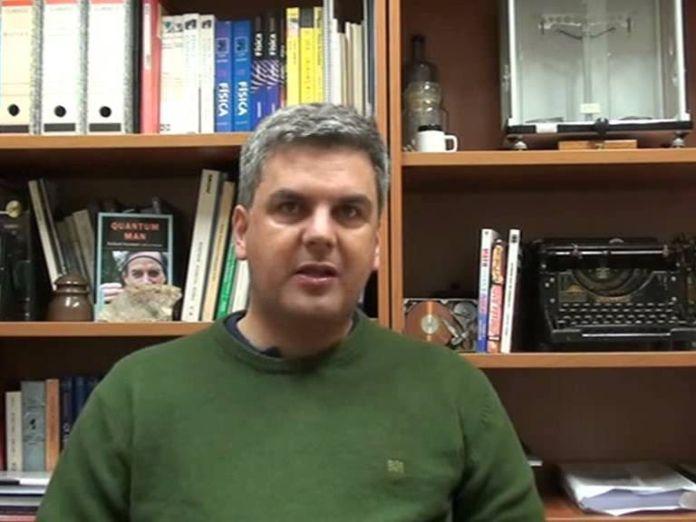 Entrevista con Arturo Quirantes, el Profe de física