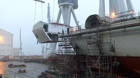 Astillero Navantia de Ferrol
