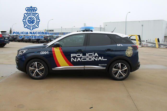 Peugeot 3008 transformados como radiopatrullas uniformados tipo Z - Policía Nacional