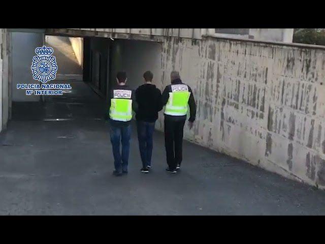 Tres detenidos por las agresiones en los disturbios por la detención de Hasél en Madrid