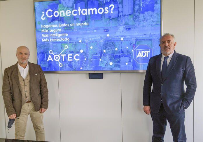Acuerdo AOTEC y ADT