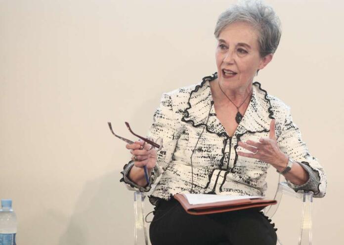 Paz Esteban, directora del CNI