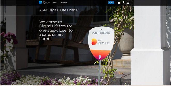 AT&T Digital Life Home