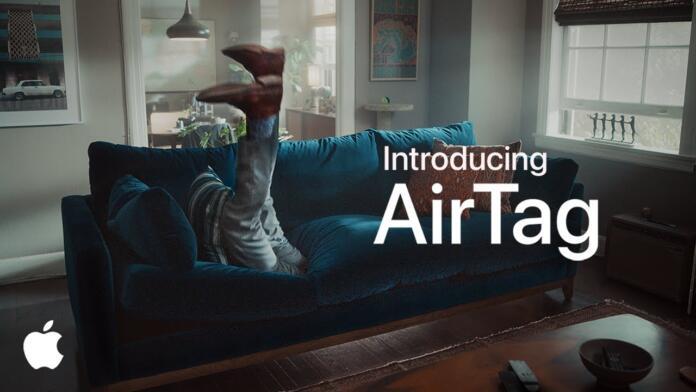 """Apple pone a la venta por 29 dólares su """"encuentralotodo"""", el Airtag"""