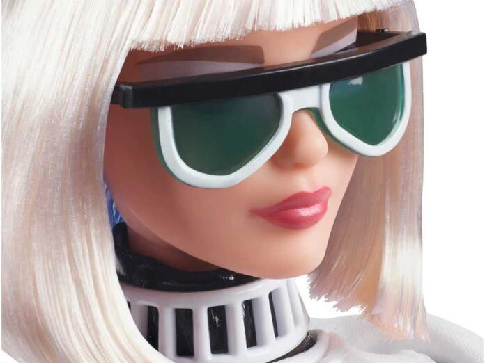 Barbie collector de La Guerra de las Galaxias, un regalo geek para el día de la Madre