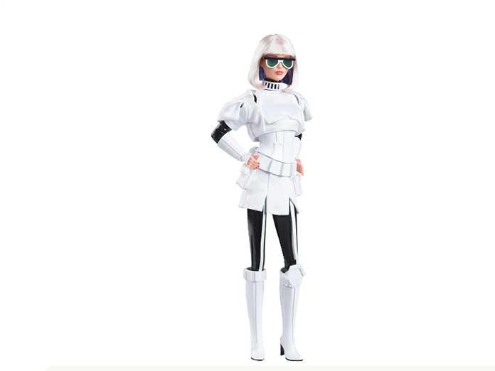Barbie Collector de Star Wars