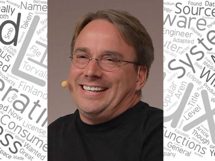 Linus Torvalds, creador de Linux, entrevista