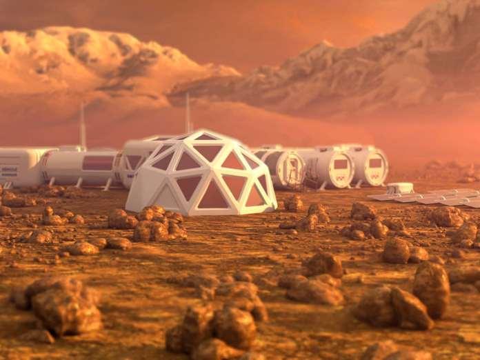 Vivir en Marte serviría para mejorar la sostenibilidad en la tierra
