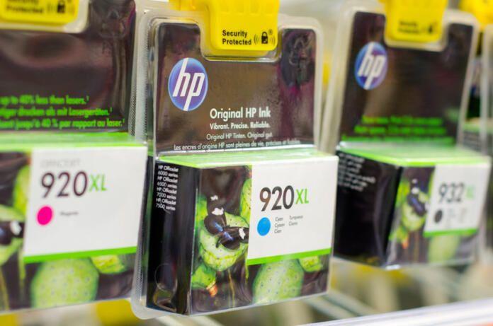 La OCU pide a HP que indemnice a los dueños de impresoras por bloquear los cartuchos de terceros