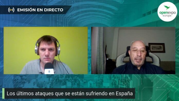 """El Coronel Fernando Acero: """"Echo en falta que nos digan claramente cuándo se ha producido un ciberataque y nos informen sobre los IoC"""""""