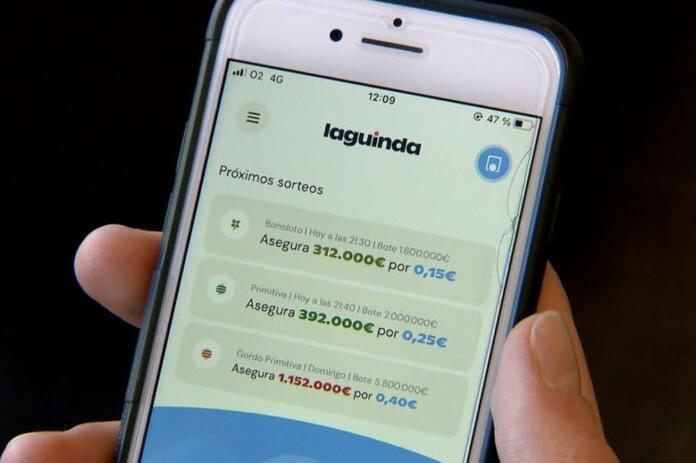 Aplicación del seguro Laguinda