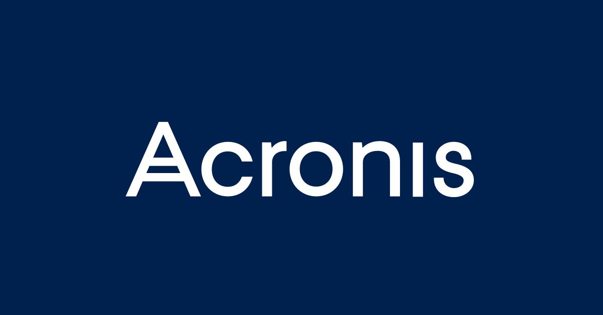 Acronis recibe una inversión de más de 250 millones de dólares