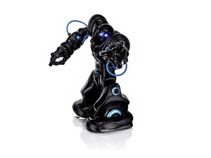 Robot que se tira pedos