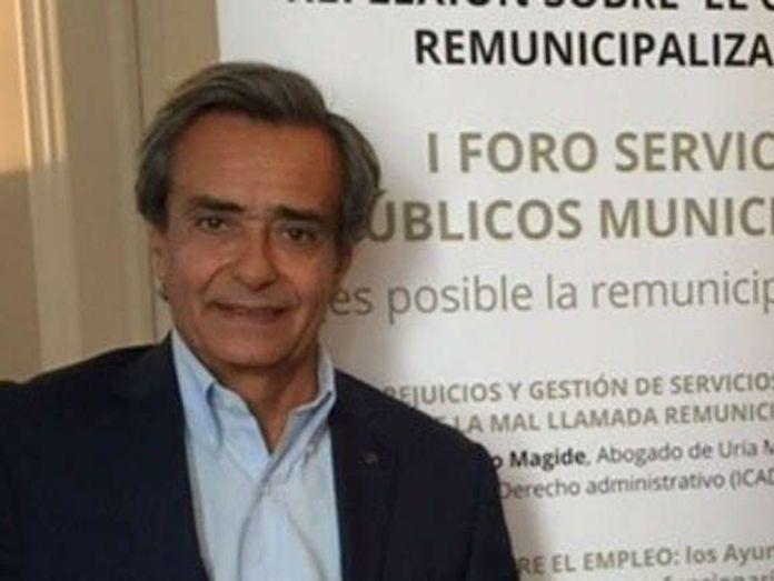 Jesús Sánchez Lambas, Vicepresidente Ejecutivo del Instituto Coordenadas