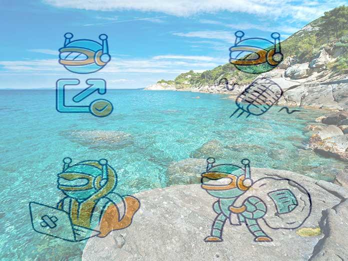 Bots en los vídeos del sector turístico