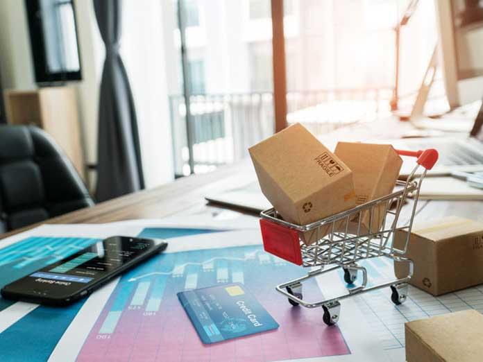 Han aumentado las ventas por Internet de las empresas