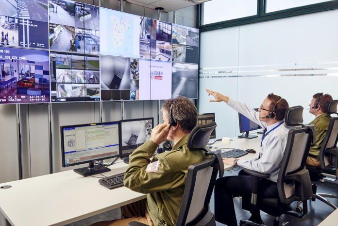Servicio especializado de Inteligencia en el sector logístico de Eulen Seguridad, perteneciente al Grupo Eulen