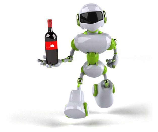 Robots para hacer buen vino de la mano de Terras Gaudas y Atos