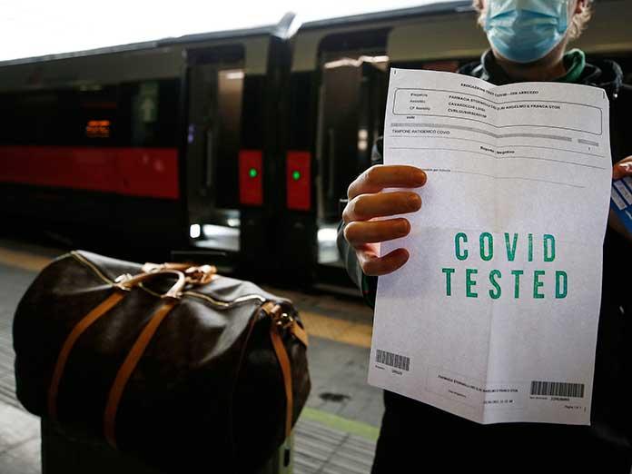Cómo es el certificado covid europeo