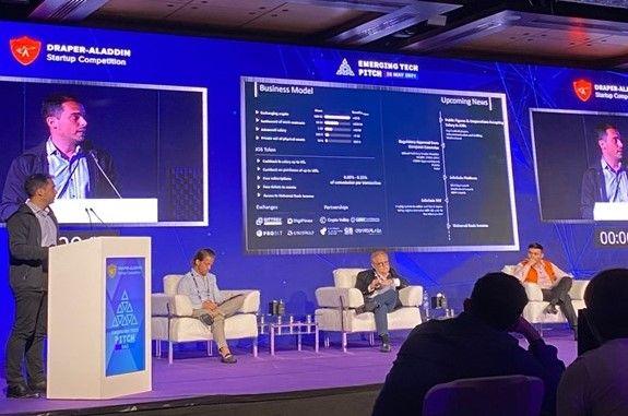 Jobchain asiste al congreso internacional de tecnología blockchain en Dubai