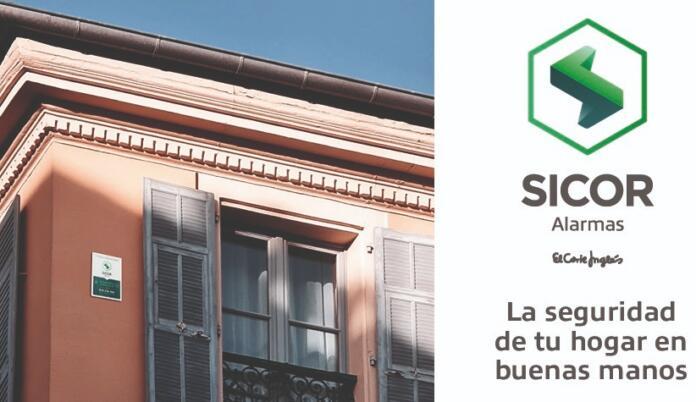 Sicor Alarmas anuncia su servicio de alarmas para el hogar, sin coste de alta ni permanencia