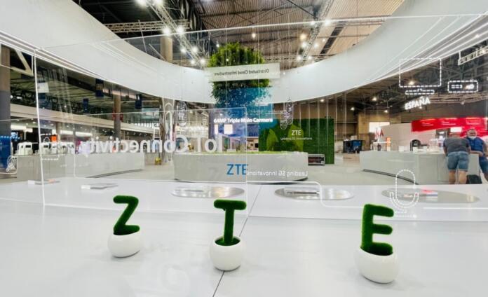ZTE en el Mobile World Congress 2021