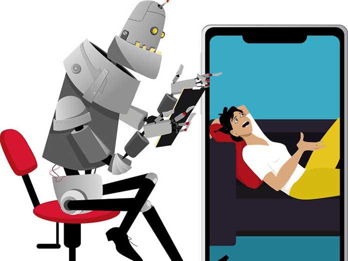 ¿Podrán los robots substituir a los psiquiatras y psicólogos?