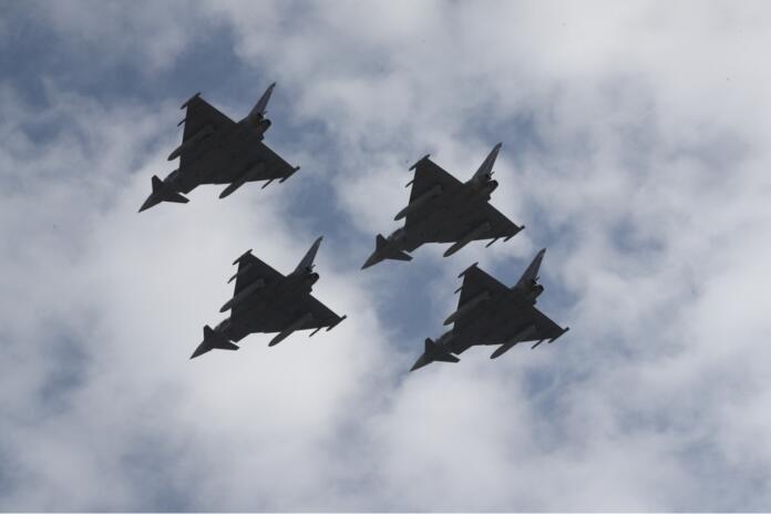 Indra equipará con radares a 38 Eurofighters del ejército alemán