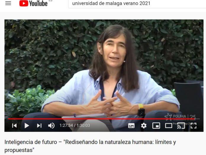"""María Blasco, directora del CNIO: """"A lo mejor en un futuro deberíamos ser menos, una raza más longeva y mucho mejores"""""""