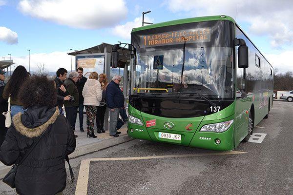 Indra implanta nueva tecnología que mejora la seguridad en más de 15.000 autobuses
