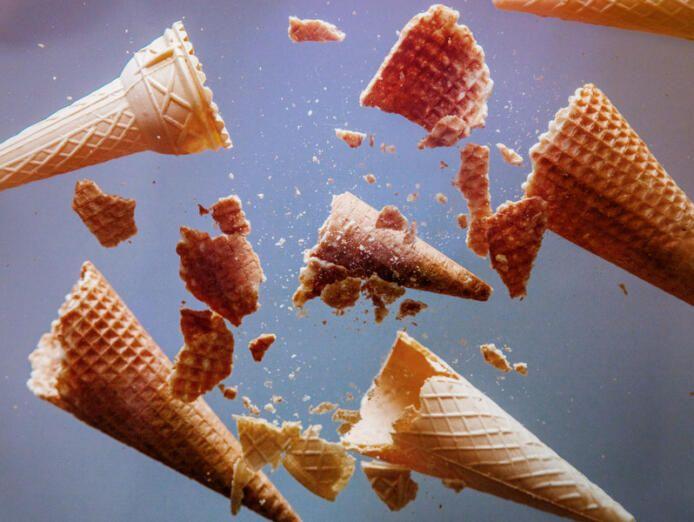 Francia publica la lista de helados contaminados con óxido de etileno que Aesan se reserva en España