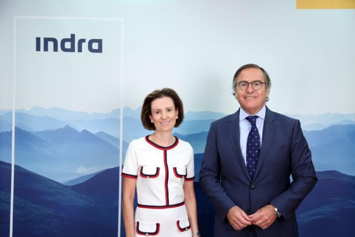 Indra deja atrás la pandemia con 55 millones de beneficio hasta junio