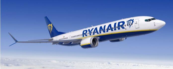 Avión de Ryanair - Foto de archivo de Europa Press