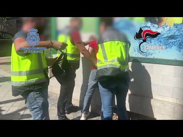 La Policía Nacional detiene en Madrid a un destacado líder de la Ndrangueta calabresa