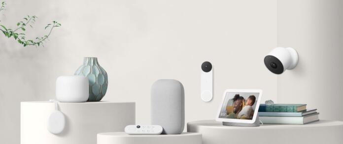Los nuevos dispositivos Nest de Google para la vigilancia del hogar inteligente